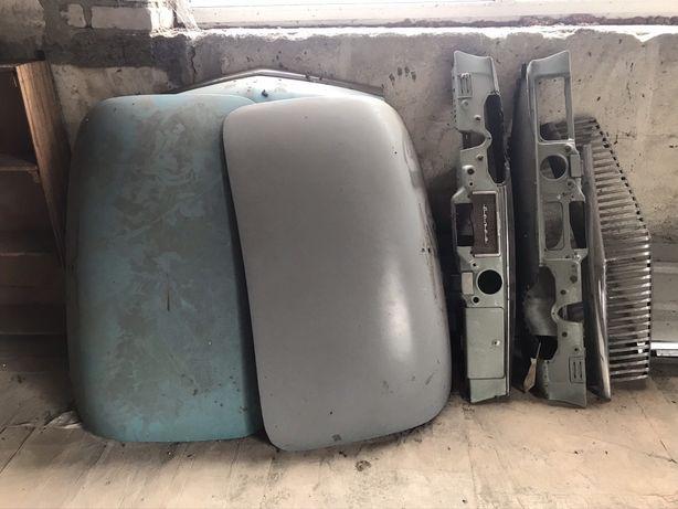 ГАЗ 21 капот, багажник