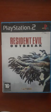 Resident Evil Ourbreak PS2