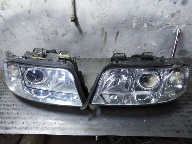 Lampa Bi-Xenon Prawa Audi A6 C5 01-04 EU