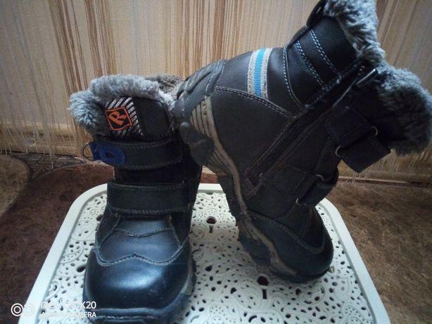 Ботінки зима 29р.