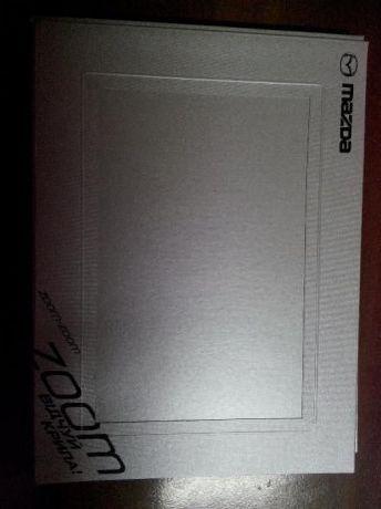 Рамка для фото из картона - Mazda Zoom Zoom