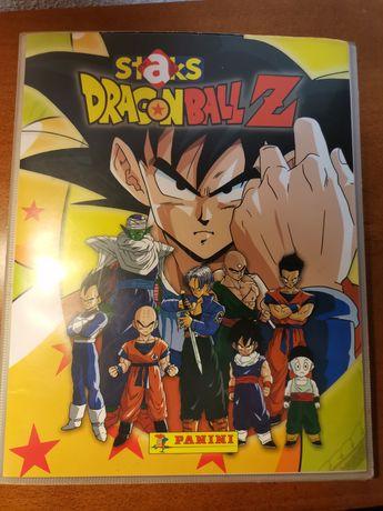 Coleção de stacks Dragon Ball Z