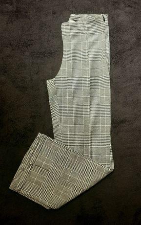 Eleganckie spodnie wide leg H&M