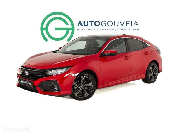 Honda Civic 1.0 i-VTEC Executive Premium CVT