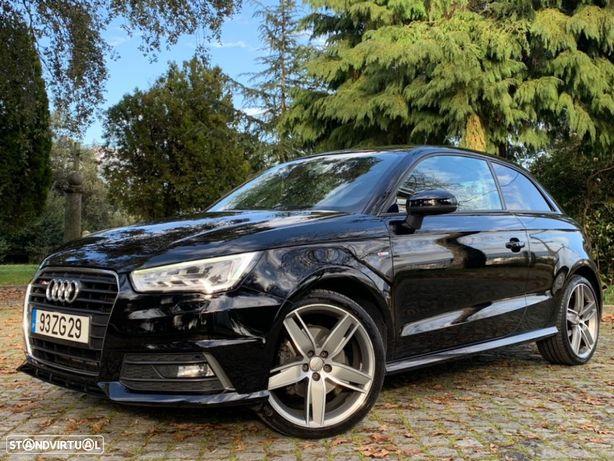 Audi A1 1.6 TDI S-LINE LED GPS