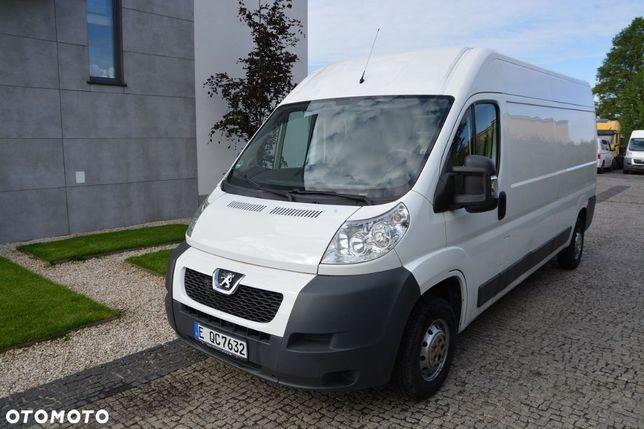 Peugeot Boxer  Klimatyzacja po opłatach z Niemiec! L3H2