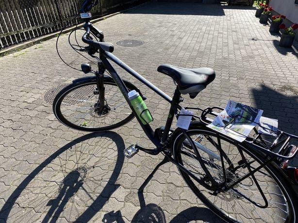 Rower miejski nowy- gwarancja