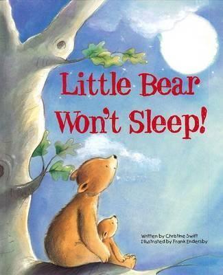 "Книга на английском ""LITTLE BEAR WON'T SLEEP!"""