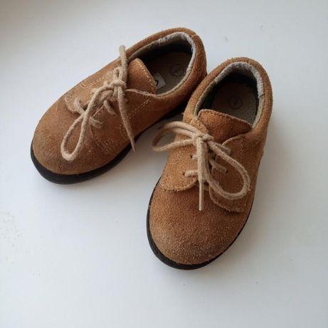 Замшевые туфельки Cherokee