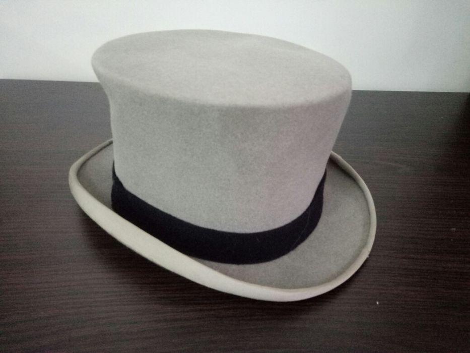 Фирменная шляпа цилиндр из фетра.Англия. Одесса - изображение 1