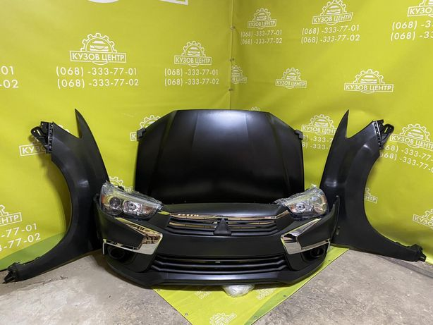 Mitsubishi Outlander Sport ASX Фара Капот Бампер Крыло 2016 2017 2018