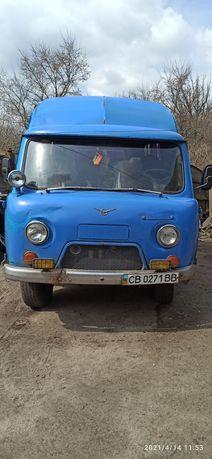 Буханка УАЗ 452 &