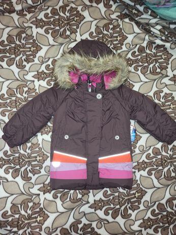 Новая куртка пальто lenne 86р