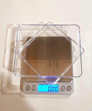 Весы электронные 500 г (0.01г), 6295А ,две чаши.