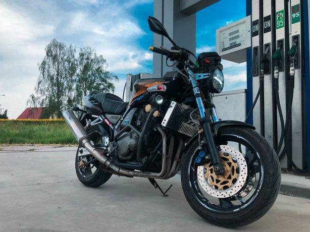 Yamaha fzs 600 95 KM ledy gmole możliwa zamiana