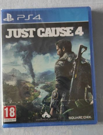 Nowa - Just Cause 4 PL - PS4