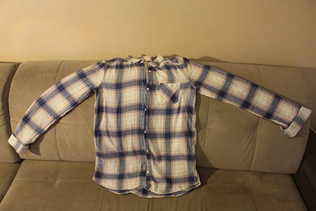 Koszula w kratkę H&M