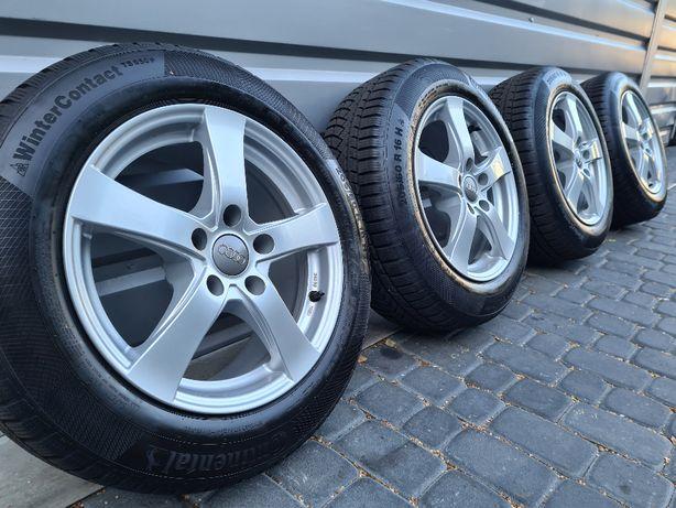 """Oryginalne Felgi Koła Dezent 16"""" Audi Mercedes Skoda Seat Volkswagen"""