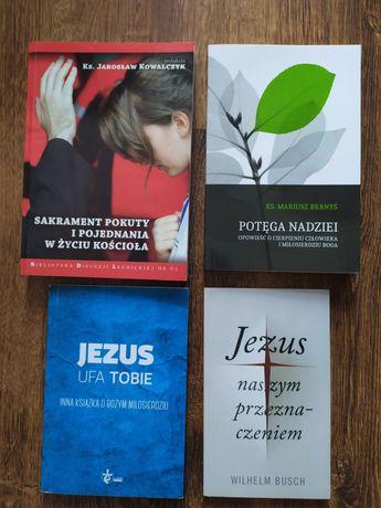 Zestaw książek religijnych