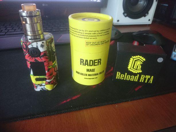Rader + Reload RTA