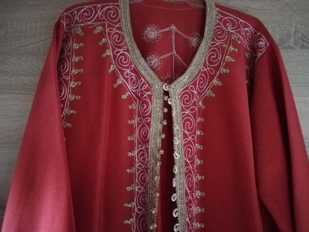 Stój karnawałowy, przebranie, kostium, Arab.