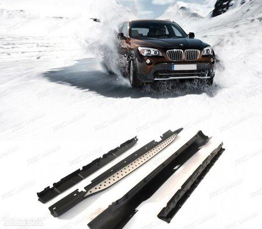 ESTRIBOS LATERAIS PACK M / BMW X1 E84 / 09+