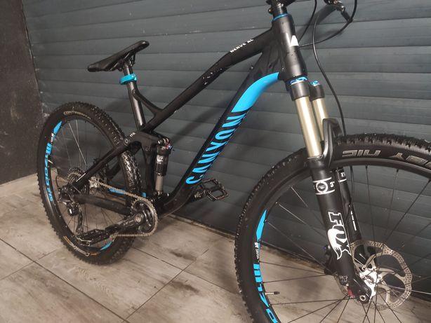 Canyon Nerve Al 8.0 2016 rower enduro