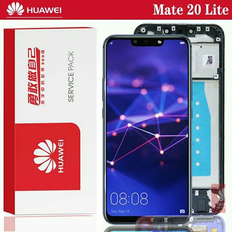 Дисплей Huawei Mate 7/8/9/10/10 Lite/20/30 Lite/Nova 2i/Модуль/LCD/ОПТ