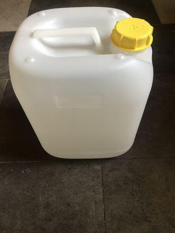 Kanister, baniak na wodę, paliwa, płyny 10 l