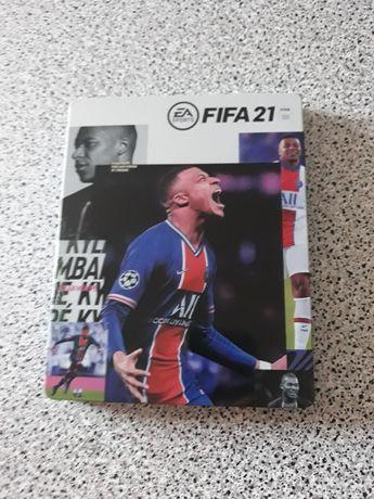 Steelbook Fifa 21