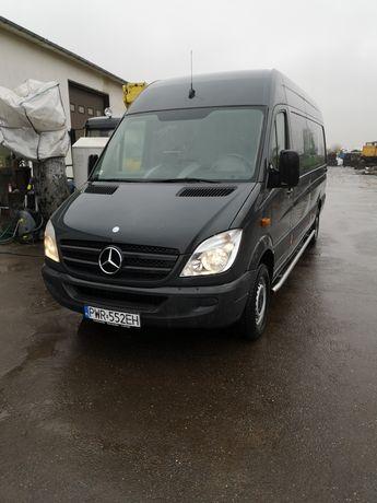 Mercedes sprinter 313cdi MAX
