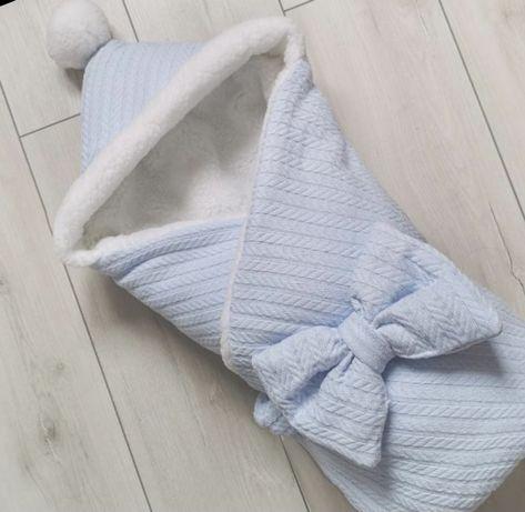 Зимний конверт, плед - одеяло