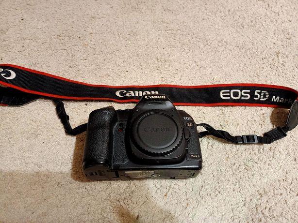 Продам фотоаппарат Canon 5d mark ii +бустер и 4 аккумулятора