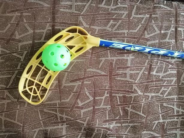 Набір для флорболу(ключка і м'ячик)