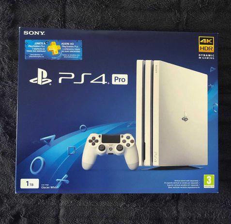 Pack Playstation 4 Pro - Glacier White Ed.