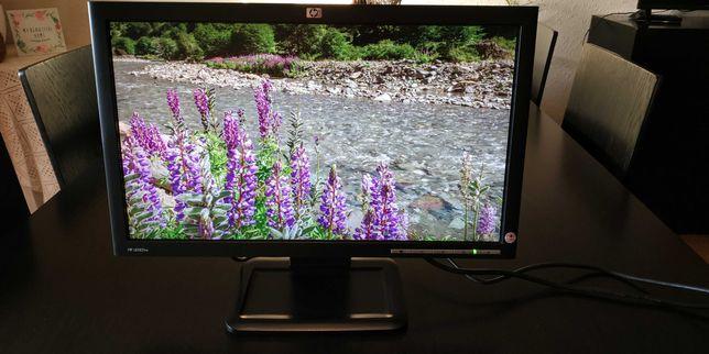 Monitor LCD HP LE1851w Widescreen de 18,5 polegadas
