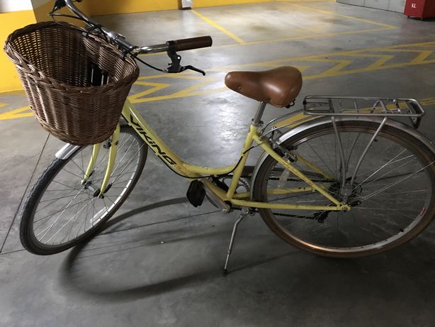 Bicicleta de senhora