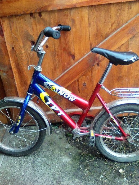 велосипед детский Славянск - изображение 1