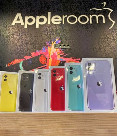 Apple iPhone 11 128GB Black White Red Green Yellow Purple Apple Room