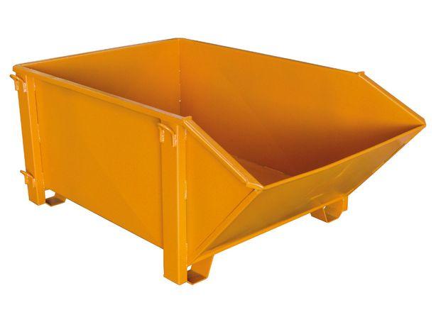 Pojemnik na śmieci beton gruz odpady EICHINGER 1000L kontener
