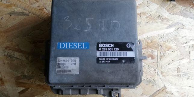 Moduł sterownik silnika DME BMW E36 E34 2,5 TD