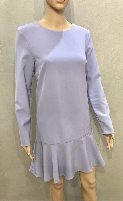 Wrzosowa sukienka Banino - image 1