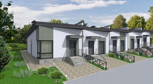 Двокімнатна квартира на землі всього 25000$ за 70 м2.