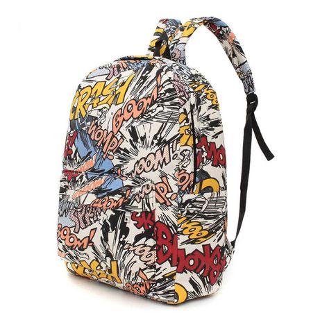 Молодежный рюкзак Граффити