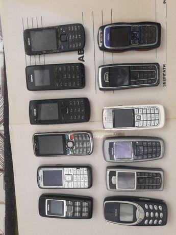Бу мобільні телефони на запчастини або відновлення