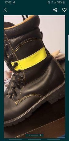 Buty strażackie UNISEX rozmiar 38