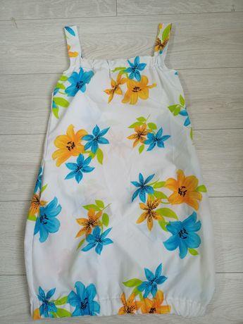Плаття літнє з квітами