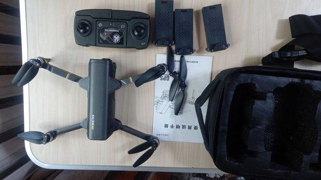 Квадрокоптер KAI 1 Pro − дрон з 4K і HD-камерами, 5G WI-FI, GPS,1,2