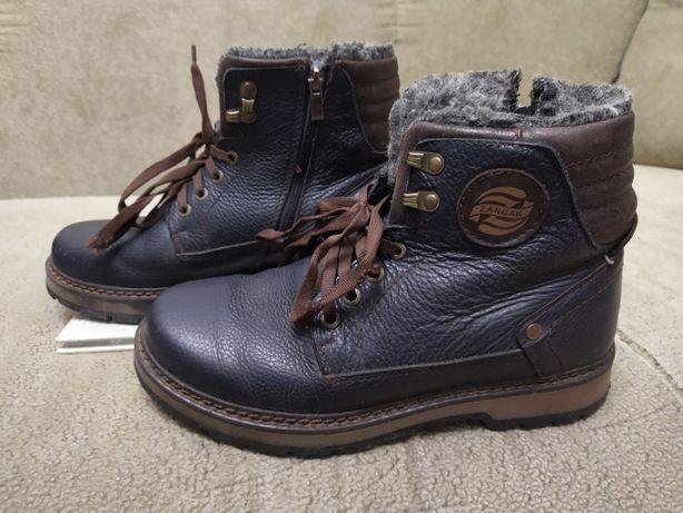 Ботинки зимние Zangak