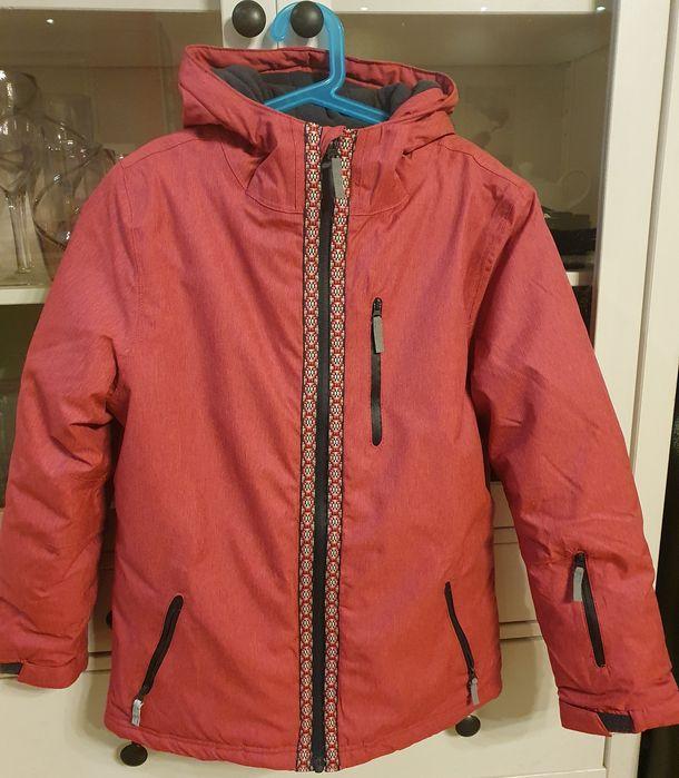 Nowa kurtka zimowa dziewczęca 152 Zamość - image 1